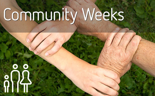 Action « Community Week Delhaize »